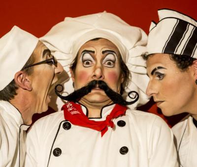 """""""ALLA VITA"""" Cirque du Soleil _Clown"""