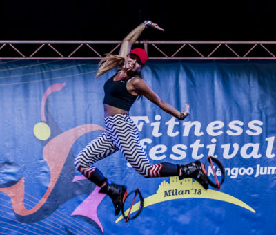 Kangoo Jumps Event