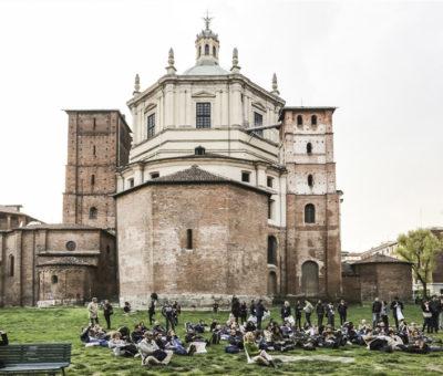 PRISMA DESIGN /AXA assicurazioni _Facciamo Piazza Design week 2019